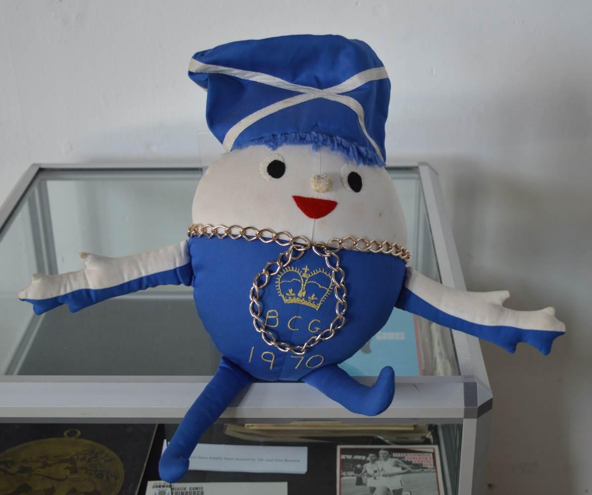 1970 mascot