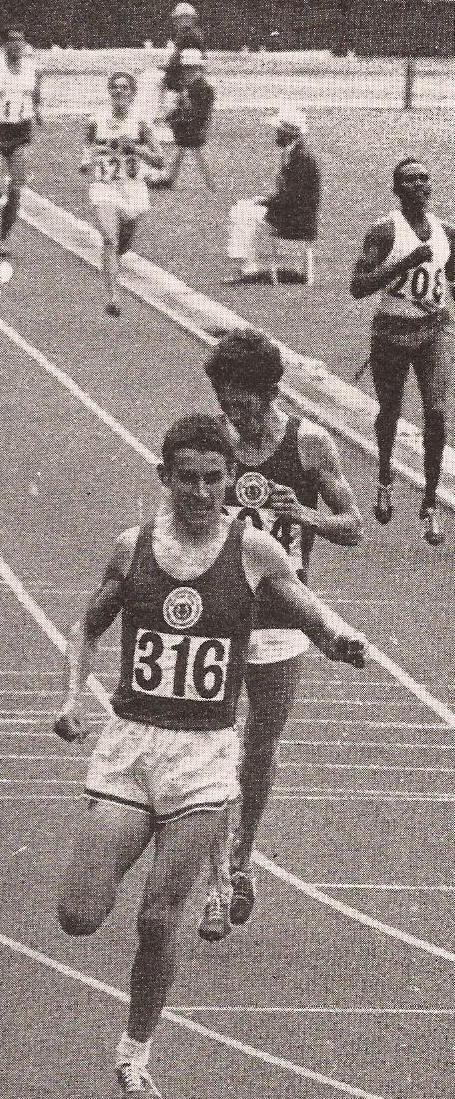 1970 men's 5000m