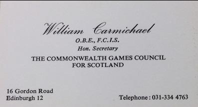 Willie's Card
