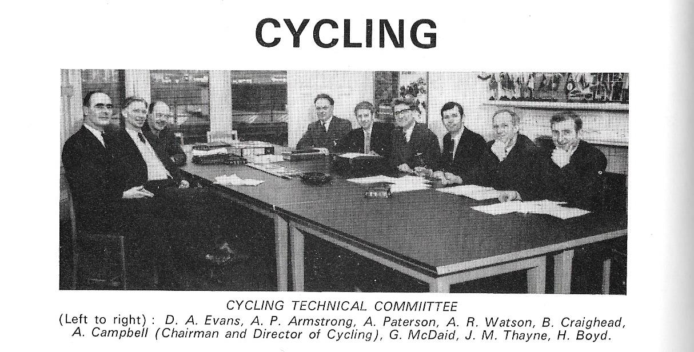 1970 CG Committee