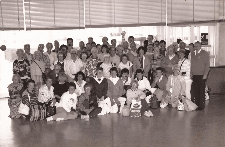 Vets to Rorremolinos, Jan 1990