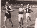Danny in the Constabulary Sports at Shawfield in 1955
