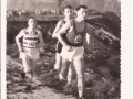 Danny running in the West District Championships 1962