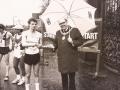 David Duguid, AAAC, receiving the baton