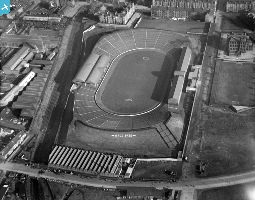 Hampden - venue for many championships