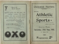 Celtic FC Sports programme, 1907