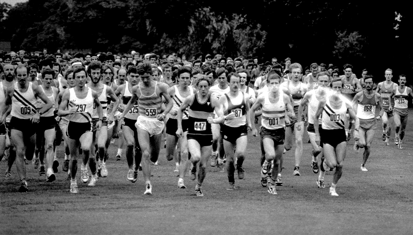 Edinburgh 10 - Cramond - Start - 1984