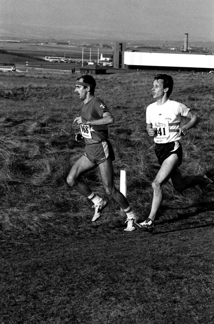 National XC, N Muir, Neil Tennant, 1986