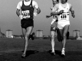 A Callan (5th), C Hasket (6th), J Robson (4th) -Nat XC, Irvine, 1986