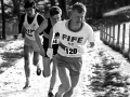 T Mitchell, Faulds, Laing -East Dist XC, 1985