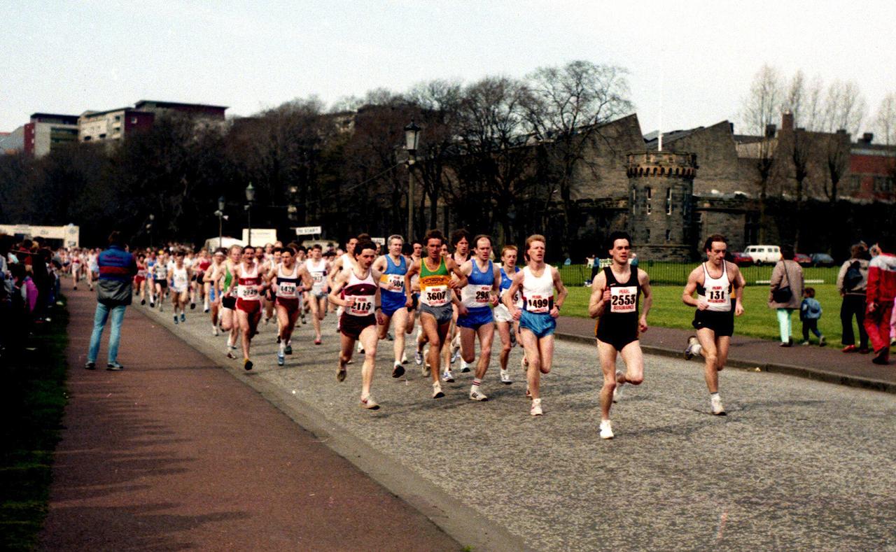Edinburgh Half 1984