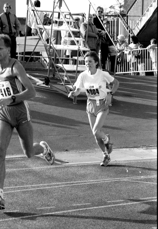First Woman 1985 -Falkirk Half