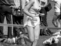 Ann Curtis, 1st Woman, Stirling Half, 1985. Photo - G MacIndoe
