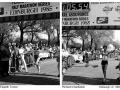 Edinburgh Half Marathon, 1985. Phot - MacIndoe