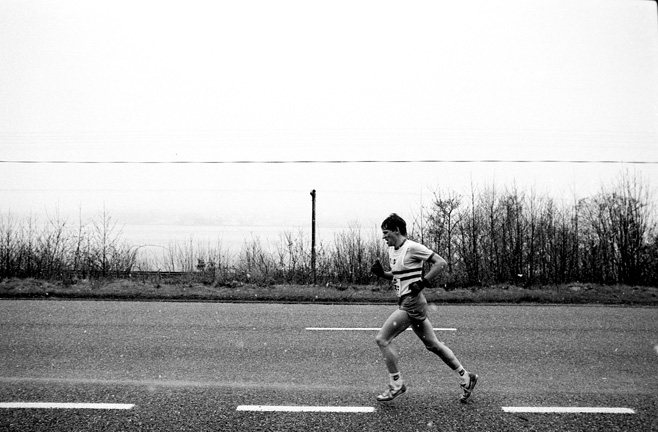Alex Robertson, Lochaber, 1985. Pic- Macindoe