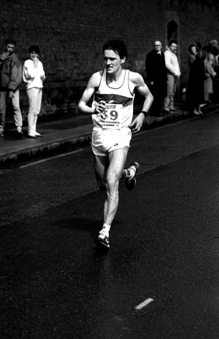 Lindsay Robertson London 1986