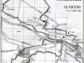 Glasgow Marathon Course - 1982