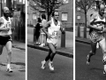 Scots - London Marathon, 1985. Photo G MacIndoe
