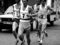 Scottish AAA Marathon 1985 lead group 5 miles