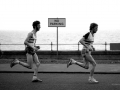 Scottish AAA Marathon 1985. Cameron, Youngson 13 miles