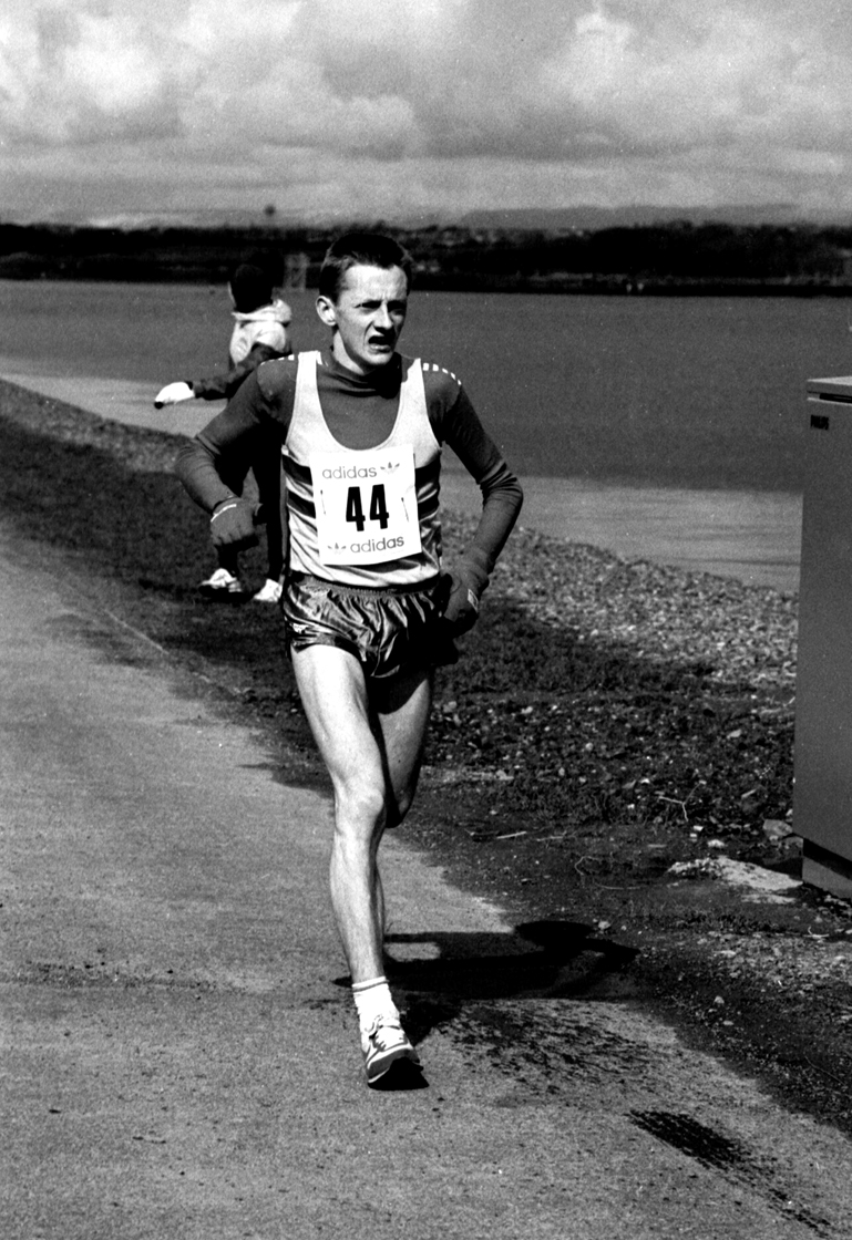 Tommy Murray (fastest long stage), 6 Stage Relays, 1986