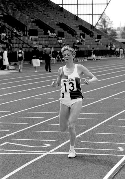 Christine Price, 1985
