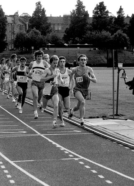Meadowbank, 1984. pic Macindoe