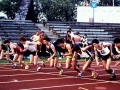 Meadowbank 1981 - 800m (H Muchamore in red hat)