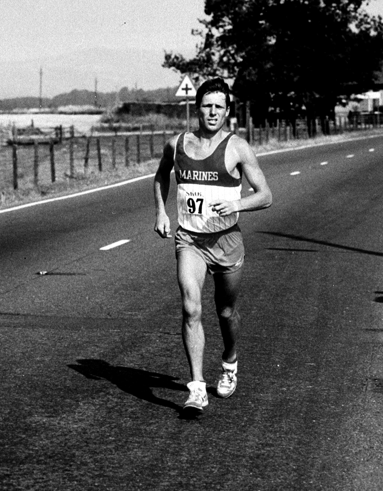 Barry Heath, 1st, Two Bridges 1984