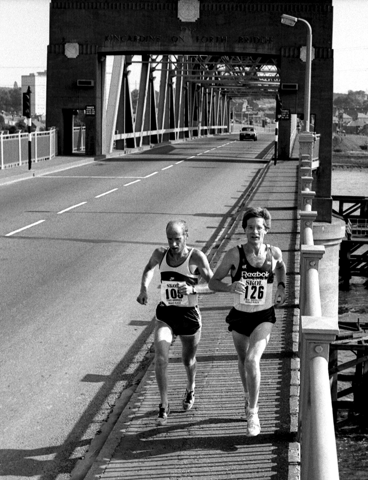 Don Ritchie, Two Bridges, 1984