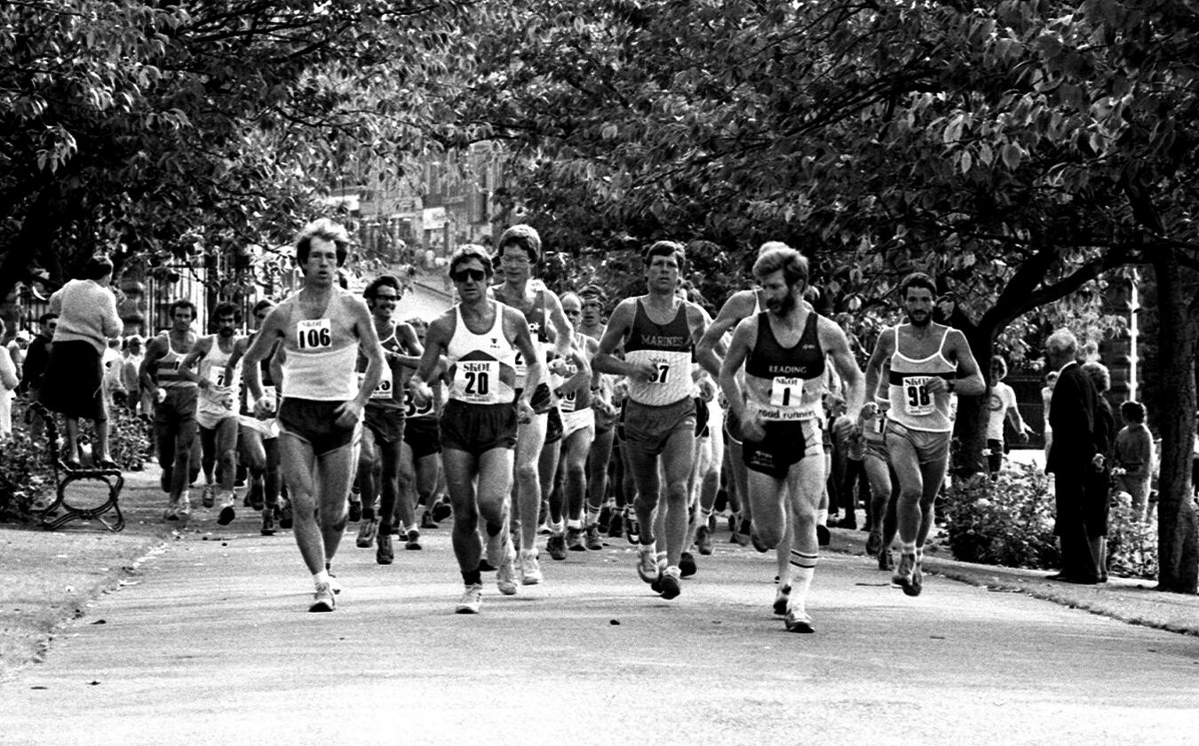 Two Bridges, 1984, Start. PH. G MacIndoe