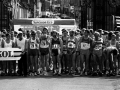 Two Bridges Road Race 1984, Start. Photo - Graham MacIndoe