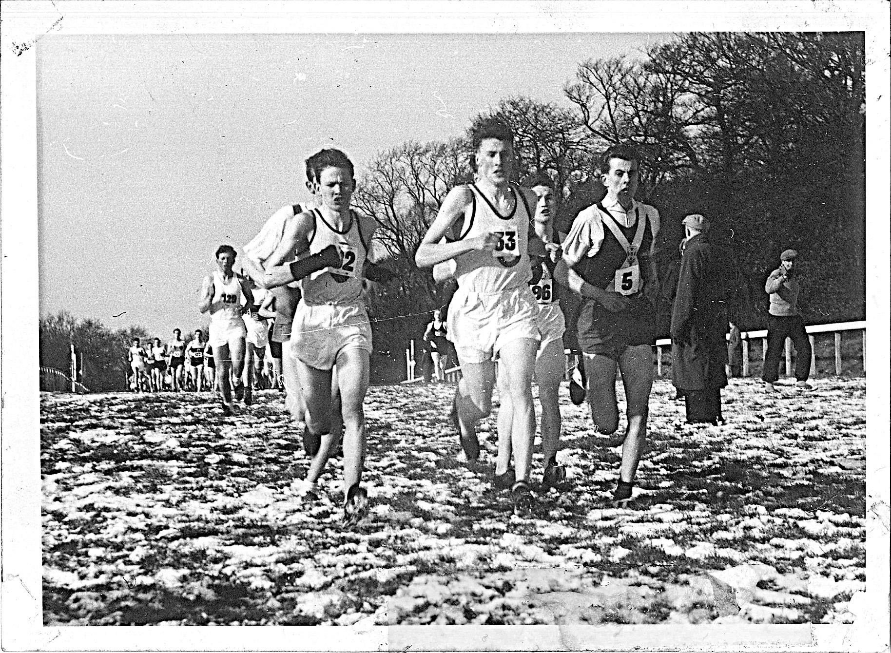 bill-goodwin-scottish-championships-1955-start-of-race