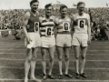Glasgow Relay Team: 1950's