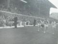 The half time mile, Scotland v England 1962