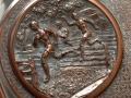 Further detail from Abercorn Shield