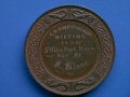 SAAA Championship Medal
