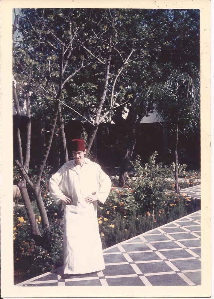 Lachie Morocco