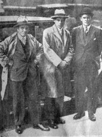 Paavo Nurmi and Bill Struth