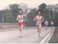 Martin Craven (ESH) and Graham Laing (AAAC)