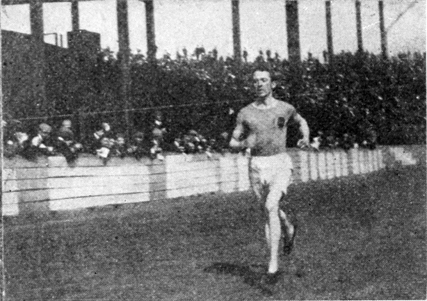 John McGough,Ibrox, Irish international 1907