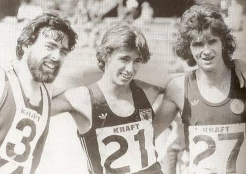 The three milers