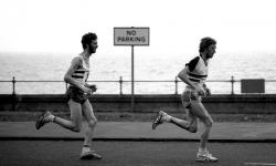 Graham MacIndoe: Marathon Photographs