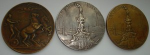 James Wilson 1920 Olympic medals participation, silver & bronze