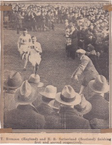1930 ICCU race Evenson & Sutherland