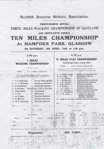 1934 Scottish 10 miles championship (1)