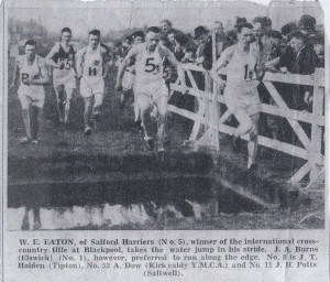 1936 International Cross Country Champinship