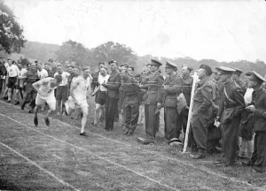 All well winning army race