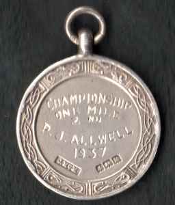 Medal On 3rd July 2