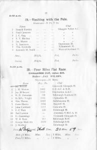 1921 SAAA Programme